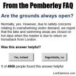 From the Pemberley FAQ