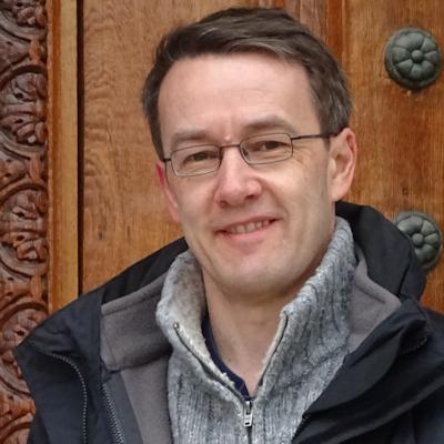 Mark Brownlow headshot