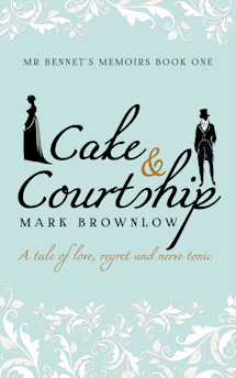 Cake and Courtship front cover