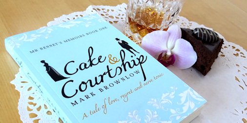 Cake and Courtship paperback