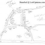 Hunsford Map